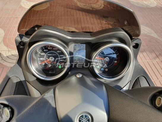 ياماها كس-ماكس 125 Momo design مستعملة 743336