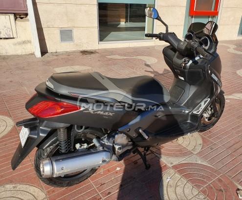 ياماها كس-ماكس 125 Momo design مستعملة 743330
