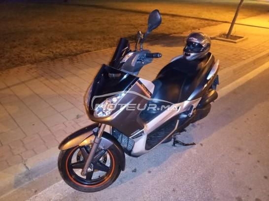 Moto au Maroc YAMAHA X-max 250 - 286299