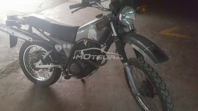 دراجة نارية في المغرب ياماها كست 125 كس - 153921