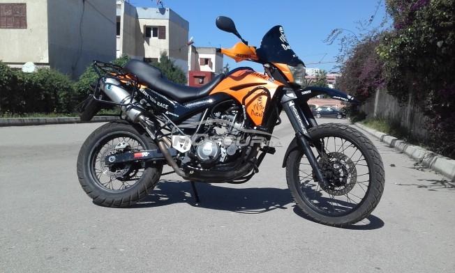 دراجة نارية في المغرب ياماها كست 660 ر - 152631