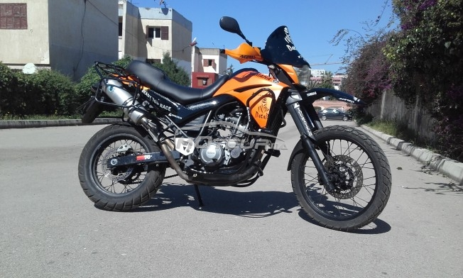 Moto au Maroc YAMAHA Xt 660 r - 152631