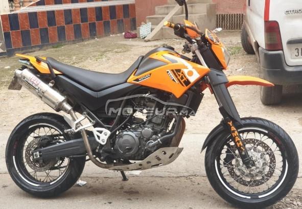 Moto au Maroc YAMAHA Xt 660 x supermotard Xtx - 257473
