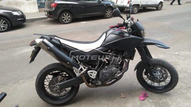 Moto au Maroc YAMAHA Xt 660 x supermotard - 245167