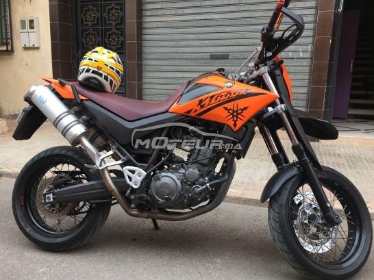 Moto au Maroc YAMAHA Xt 660 x supermotard - 152707