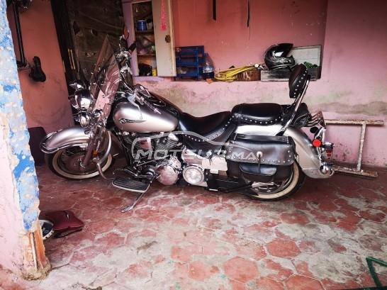 دراجة نارية في المغرب YAMAHA Xv 1600 a wild star Silverado - 368407