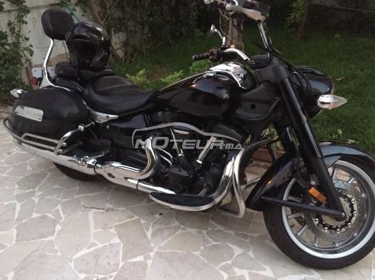 Moto au Maroc YAMAHA Xv 1900 midnight sta - 207706