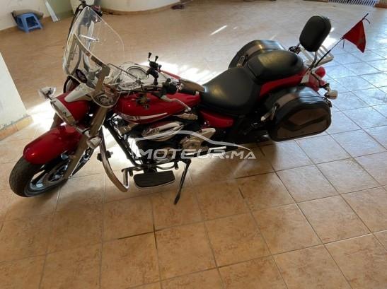 دراجة نارية في المغرب YAMAHA Xvs 950 a midnight s - 357345