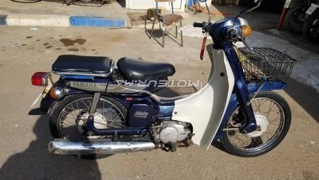 Moto au Maroc YAMAHA Yb 50 - 344028