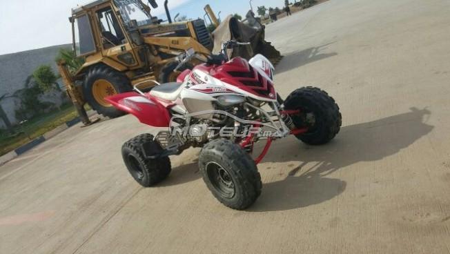 Moto au Maroc YAMAHA Yfm 700 r - 148853