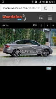 Consultez tous les avis sur le sujet: fiat tipo berline sur le forum voiture, automobile, bagnole  de Moteur.ma le portail des voitures au Maroc