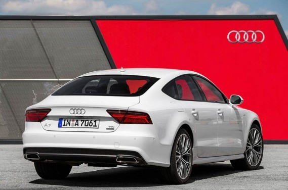 audi a7 3 0 tdi quattro prestige neuve au maroc diesel 2016 150. Black Bedroom Furniture Sets. Home Design Ideas