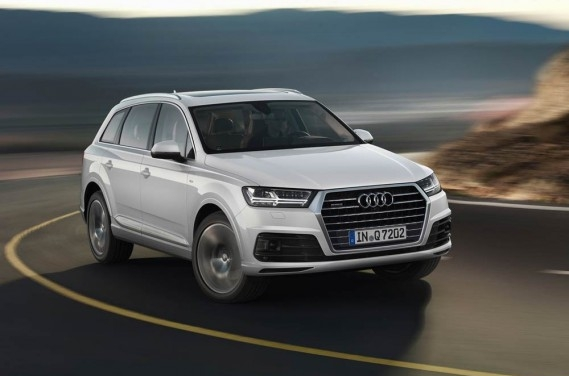 audi q7 3 0 tdi quattro prestige neuve au maroc. Black Bedroom Furniture Sets. Home Design Ideas