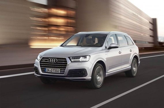 audi q7 3 0 tdi quattro s line neuve au maroc. Black Bedroom Furniture Sets. Home Design Ideas