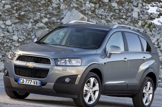 chevrolet captiva 2 2 vcdi ltz 4wd bva neuve au maroc. Black Bedroom Furniture Sets. Home Design Ideas