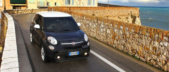 fiat 500l 1 6 multijet lounge neuve au maroc. Black Bedroom Furniture Sets. Home Design Ideas