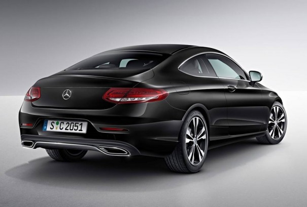 mercedes classe c coupe 220 d amg line neuve au maroc. Black Bedroom Furniture Sets. Home Design Ideas