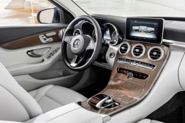 Mercedes Classe C Coupe 220 D Amg Line Plus Neuve Au Maroc 2019