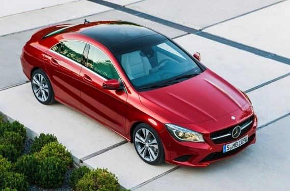 mercedes cla 200 d amg line neuve au maroc. Black Bedroom Furniture Sets. Home Design Ideas