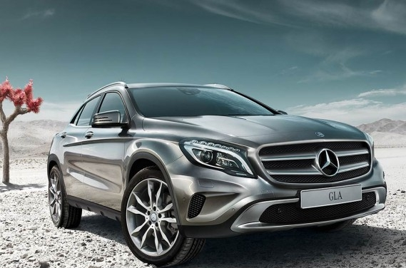 mercedes gla 180 d amg line neuve au maroc. Black Bedroom Furniture Sets. Home Design Ideas