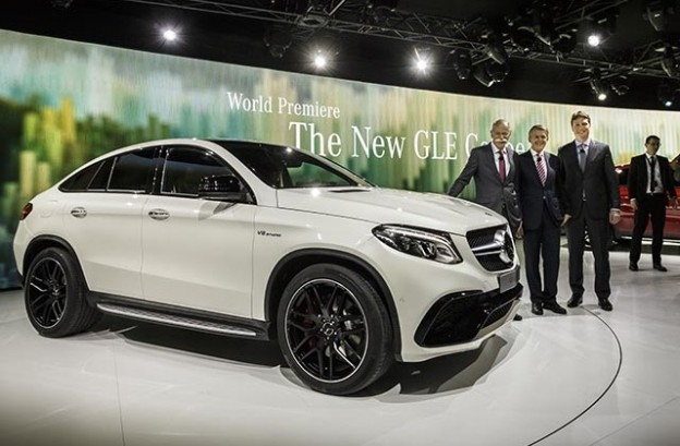 mercedes gle coupe 350 d 4matic amg line neuve au maroc. Black Bedroom Furniture Sets. Home Design Ideas