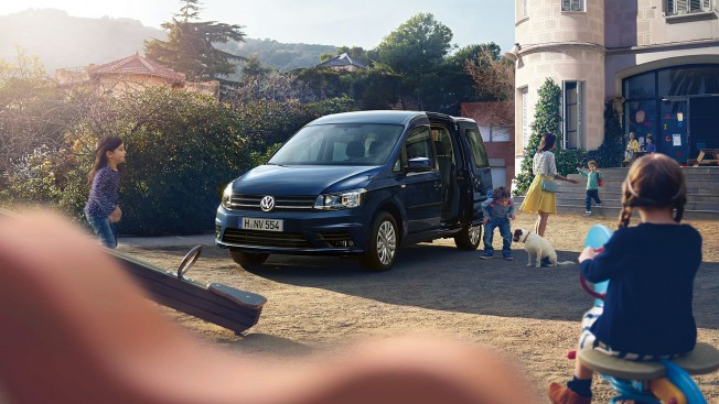 volkswagen caddy 2 0 tdi trendline neuve au maroc 2019. Black Bedroom Furniture Sets. Home Design Ideas