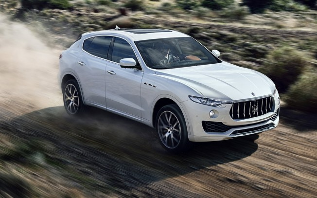 maserati levante s v6 neuve au maroc. Black Bedroom Furniture Sets. Home Design Ideas