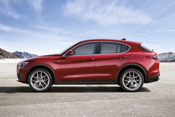alfa romeo stelvio 2 2 jtd 180 neuve au maroc. Black Bedroom Furniture Sets. Home Design Ideas