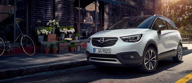 Opel Crossland X 2018 1 6 Cdti Innovation الديزل 2020 جديدة