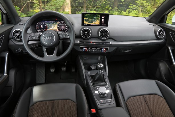 audi q2 2 0 tdi premium neuve au maroc. Black Bedroom Furniture Sets. Home Design Ideas