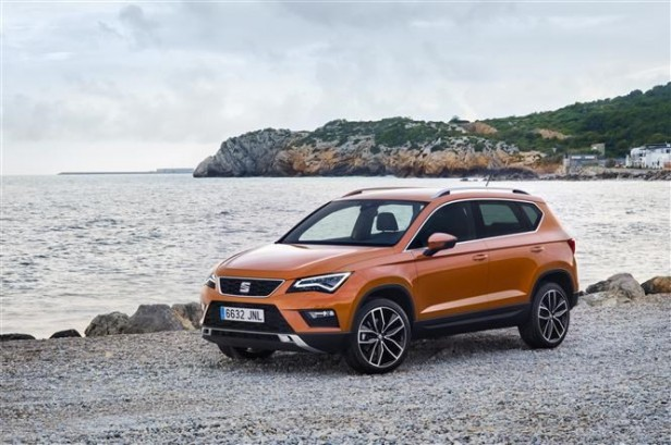 seat ateca 2 0 tdi style neuve au maroc. Black Bedroom Furniture Sets. Home Design Ideas