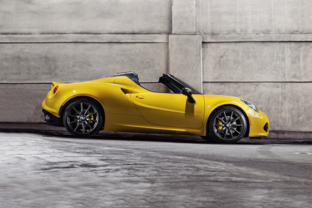 alfa romeo 4c 1 8 tbi tct spider neuve au maroc. Black Bedroom Furniture Sets. Home Design Ideas