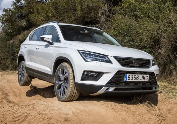 seat ateca 2 0 tdi xcellence neuve au maroc. Black Bedroom Furniture Sets. Home Design Ideas