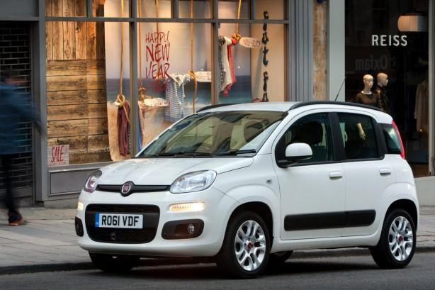 سيارة جديدة Fiat Panda بالمغرب 2020 موتور ما
