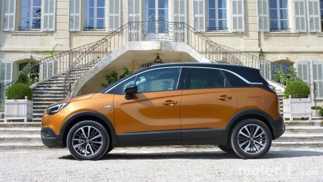Opel Crossland X 2018 1 6 Cdti Enjoy الديزل 2020 جديدة 1537