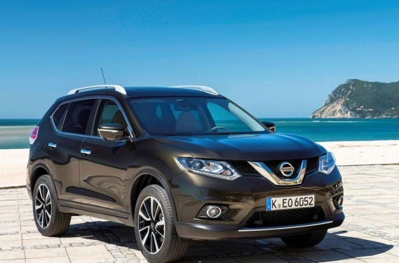 nissan x trail 1 6 dci acenta cvt neuve au maroc. Black Bedroom Furniture Sets. Home Design Ideas