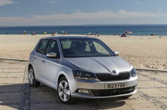 skoda fabia 1 0 i mpi style neuve au maroc. Black Bedroom Furniture Sets. Home Design Ideas