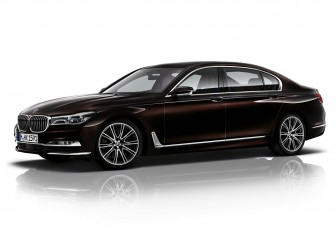 bmw serie 7 730i Exclusive Line