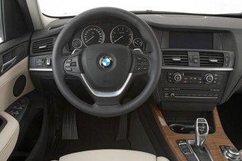 bmw x3 xDrive 20d Confort Line