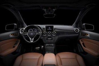 mercedes classe b 200 d AMG line