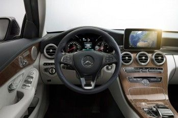mercedes classe c 220 d AMG line