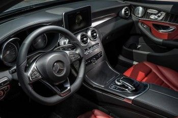 mercedes classe c 250 d AMG line