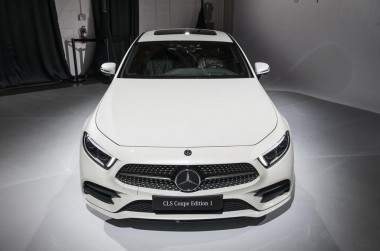 mercedes cls 400 d 4MATIC Luxury