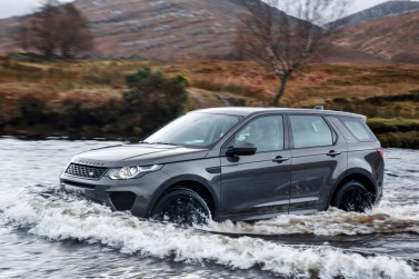 land-rover discovery sport  2.0 TD4 S