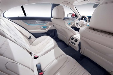 mercedes cls 400 d 4MATIC Luxury