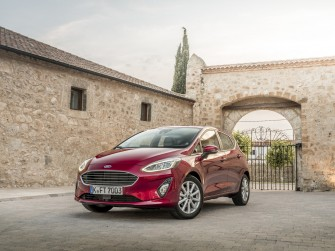 ford nouvelle fiesta Trend 1.5L