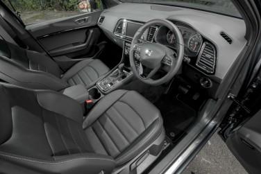 seat ateca 2.0 TDI Style +