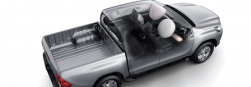toyota hilux Double Cabine Basic Clim
