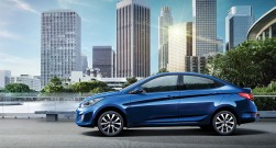 hyundai accent 1.6 CRDi Pack+