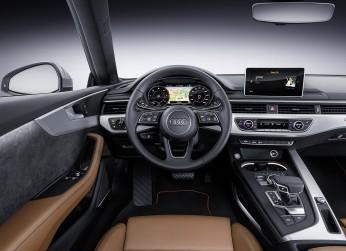 audi a5 coupe 2,0 TDI Prestige
